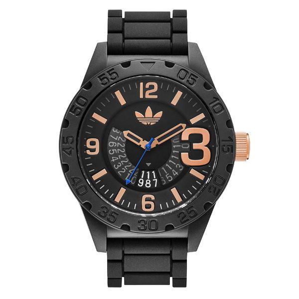 348f0c35239 Relógio Adidas Originals Newburgh Masculino ADH3082 8PN. Frete Grátis.  Código  ADH30828PN. Relógio Adidas Originals Newburgh Masculino ...