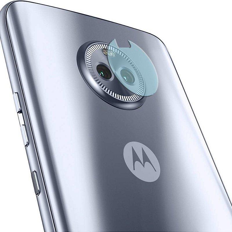 Pelicula Para Camera Moto X4 Cell Case Acess 243 Rios Para