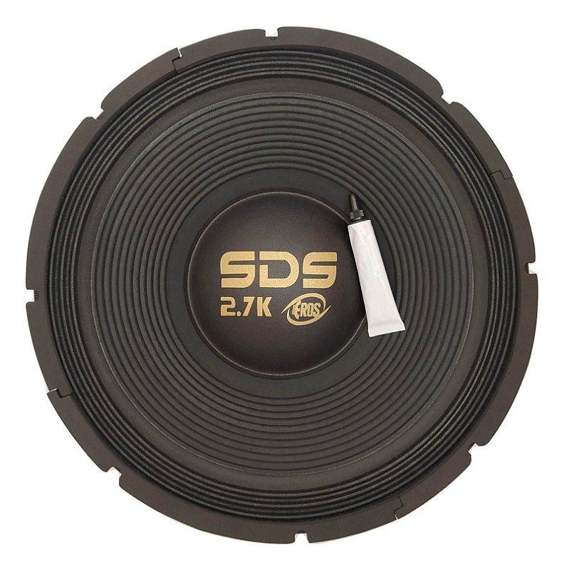 Reparo Para Alto Falante Eros 15'' SDS 2.7K 4 ohms