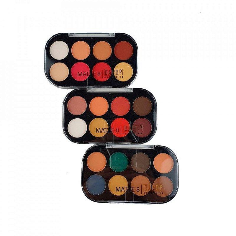 R$59,99 Paleta de Sombras Best 35 Pro Palette Versão 2 SP Co
