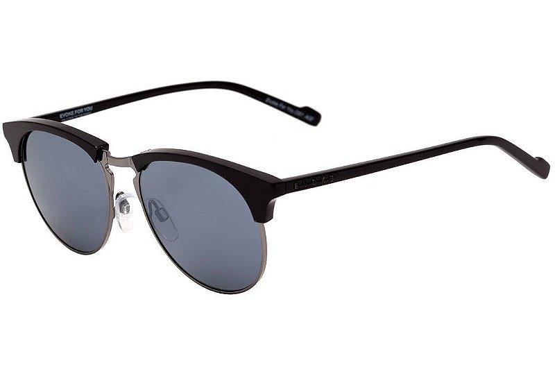 Evoke DS1 - Óculos de Sol - Black Shine Gray 3cf4ff5567