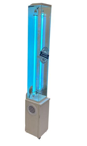HUTTECH AIR UV-C BLUE