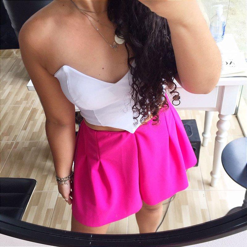 Short godê pink