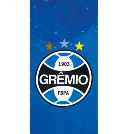 Toalha de Banho Aveludada Grêmio