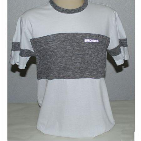 Camiseta Slim Fit Nicoboco 112.260