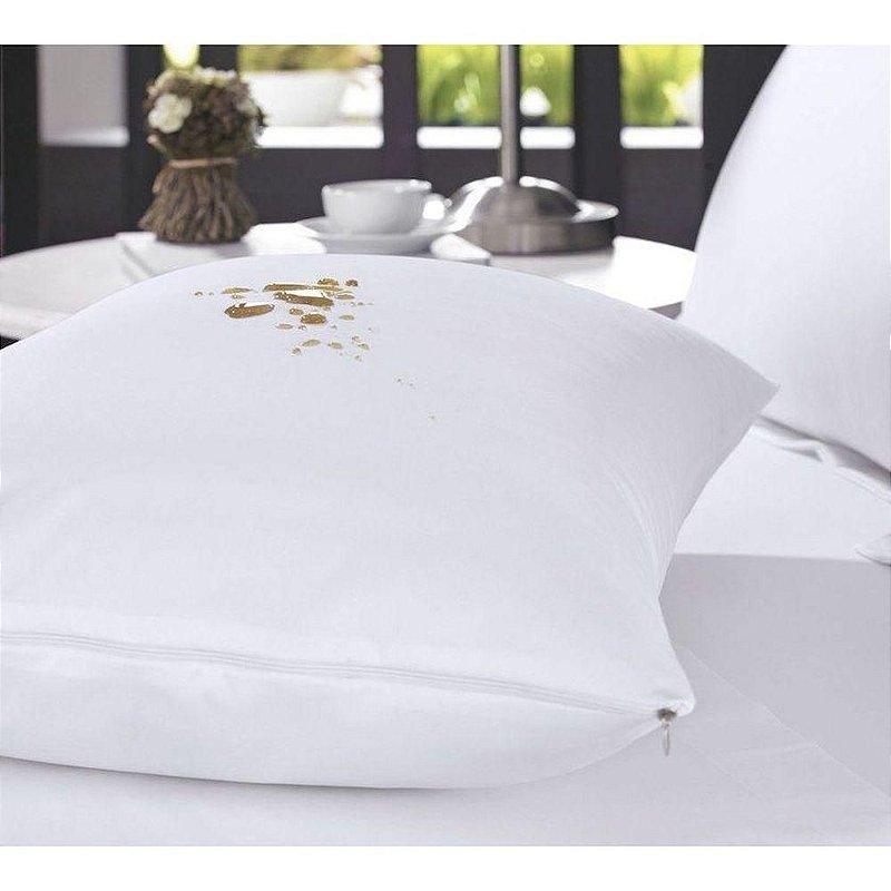 Protetor de Travesseiro Impermeável 50 x 70cm Protect Malha Slim Altenburg