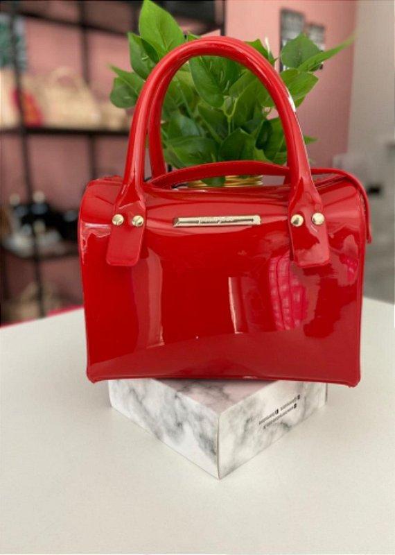 Bolsa  Petite Jolie - Lana Vermelho PJ 6012