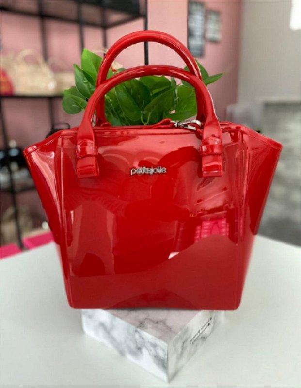 Bolsa Petite Jolie - Shape Bag Vermelho PJ 3939