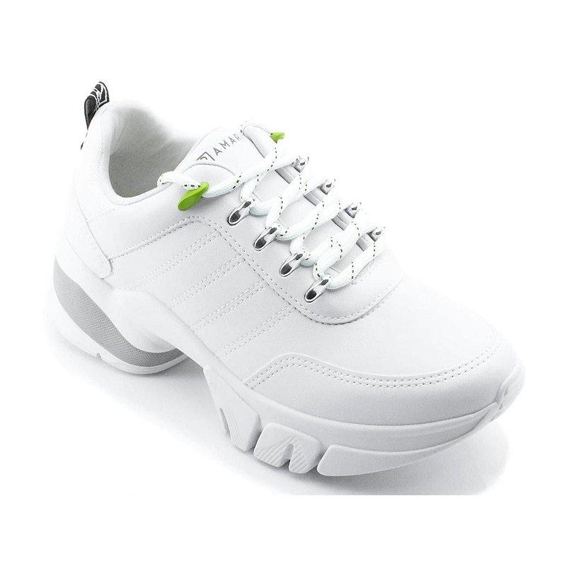Tênis Ramarim Sneaker Be New Feminino - Branco