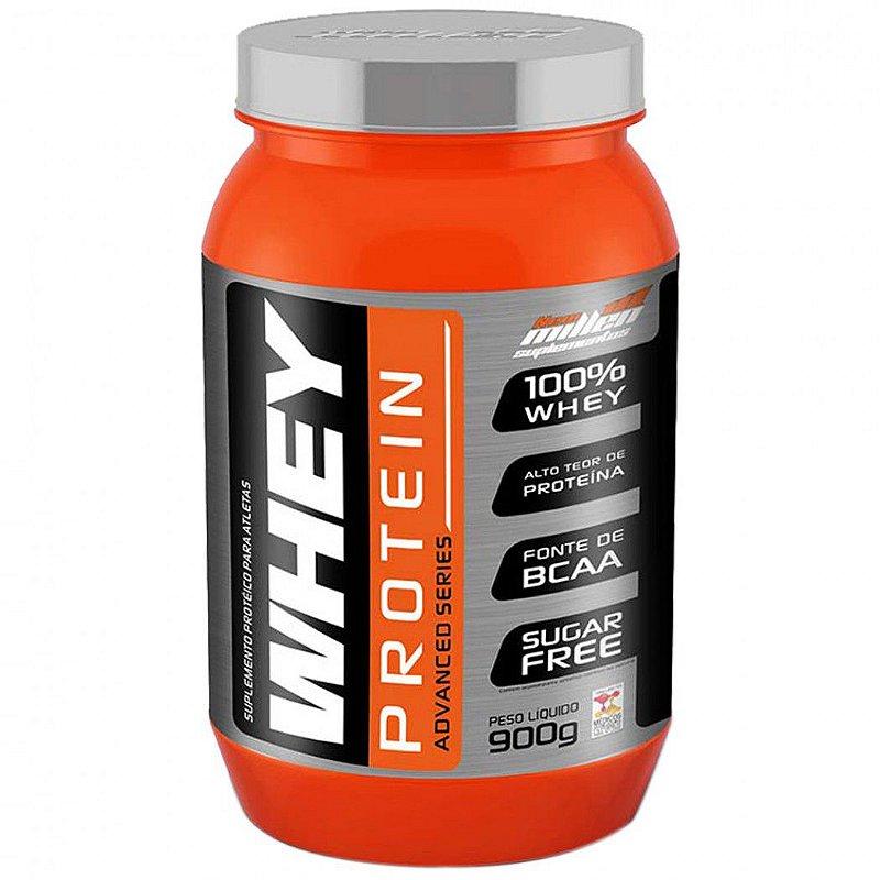 Whey Protein Advanced Series - New Millen - Mercadão