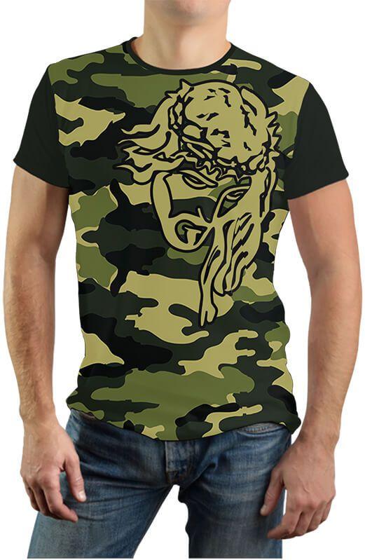 Camiseta Soldado de Cristo