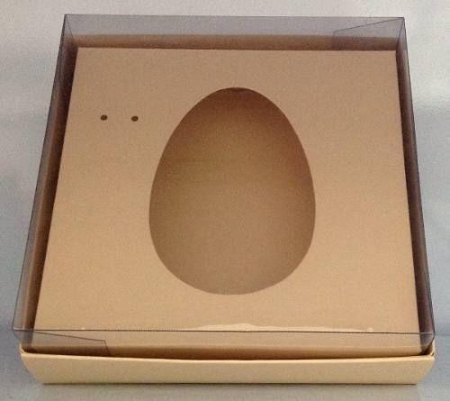 Caixa de Ovo de Colher 150 / 250 g. Com 100 Unidades