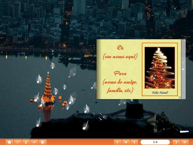 E-Card Natal - Mod 07