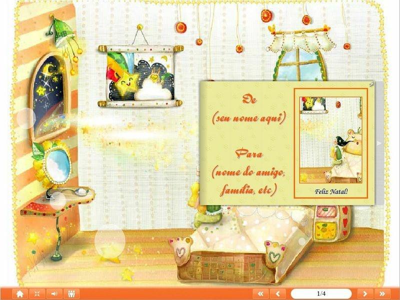 E-Card Natal - Mod. 01