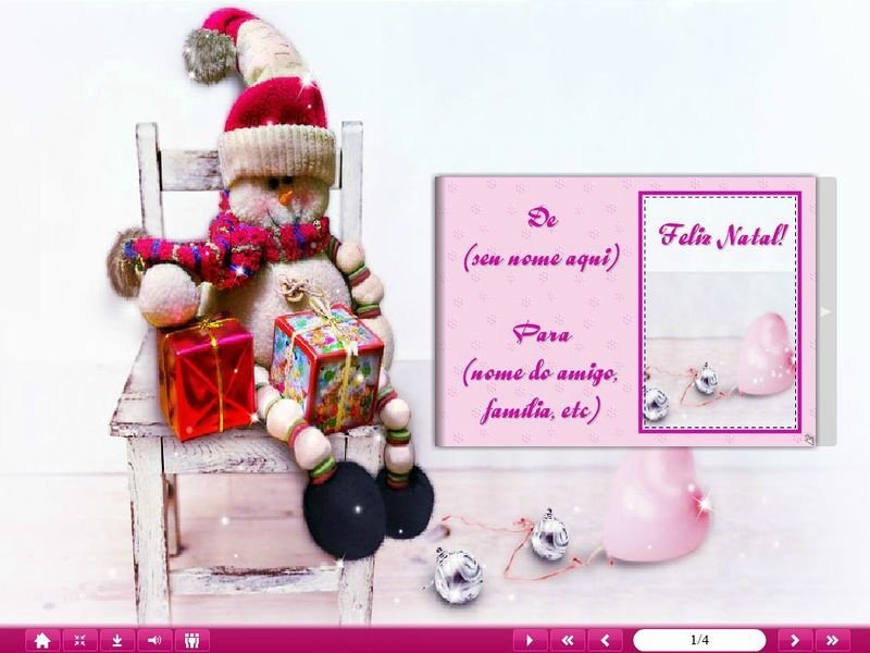 E-Card Natal - Mod 04