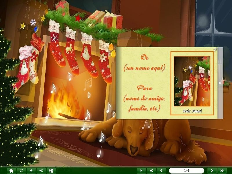 E-Card Natal - Mod 05