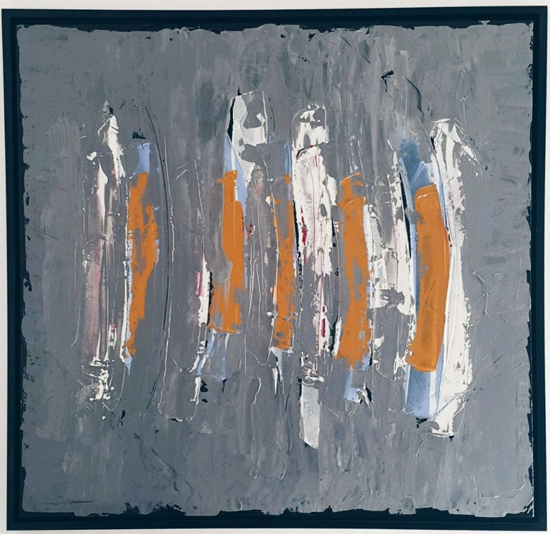 Estudo 13- Toureg 75 x75 cm