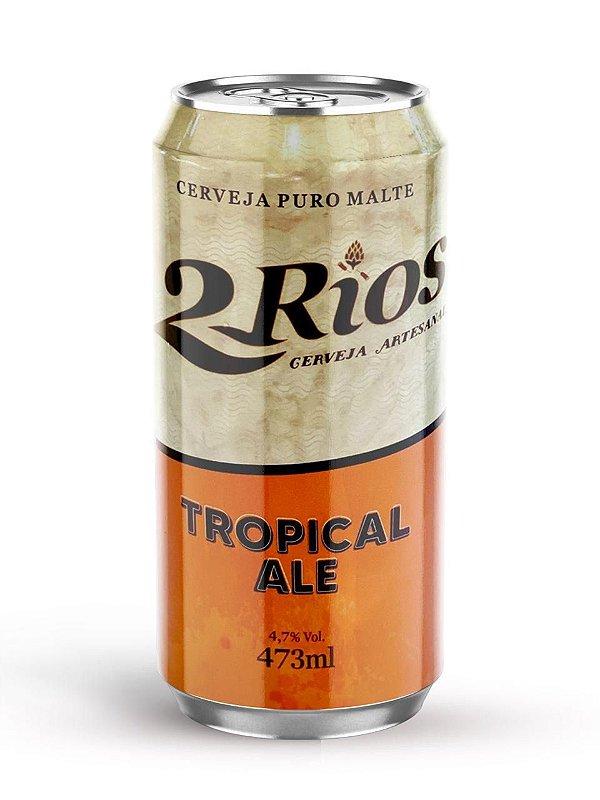 Tropical Ale - lata 473ml