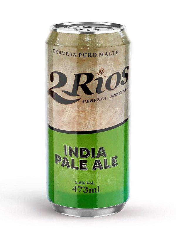 2Rios IPA - lata 473 ml