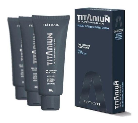 Afrodisíaco estimulante Masculino - Titanium Gel - Psiu, sei que você não precisa, mas você pode!!!!