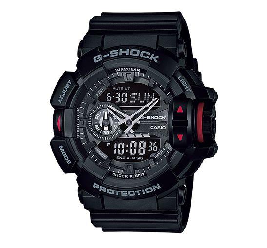 7d0137f73bd Relógio Casio G-SHOCK GA-400-1BDR
