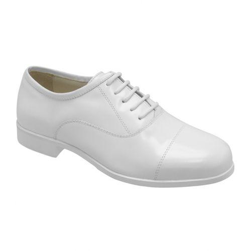 b9e15b1a71 Sapato Branco Social Militar (Atlas Atalaia) - Toca Militar ...