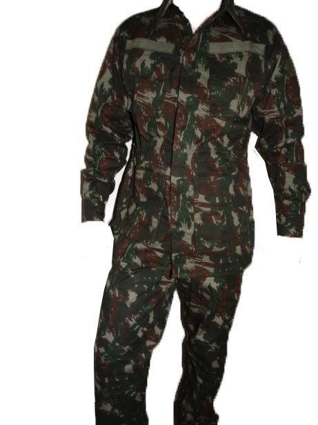 Farda Camuflada Exército Brasileiro (Masculina) 2fc76f49714