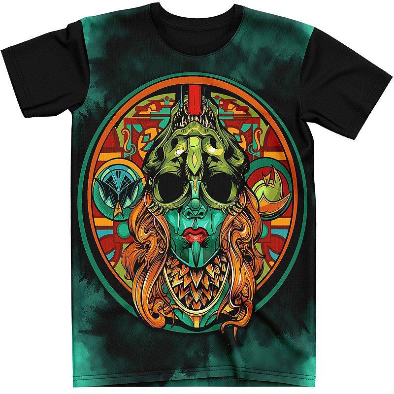 Stompy Camiseta Psicodelica Rave Trippy 39