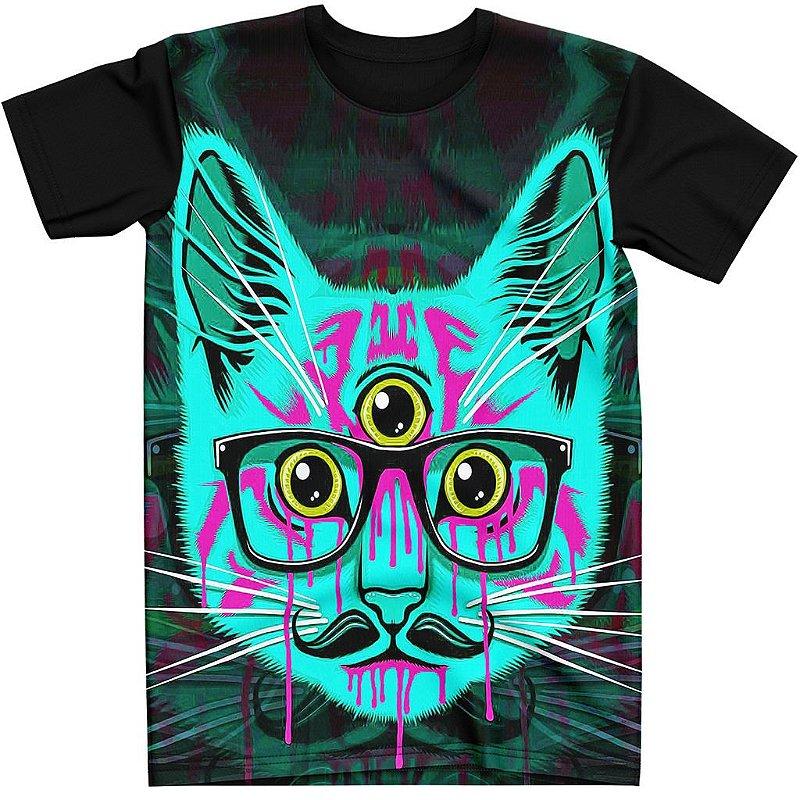 Stompy Camiseta Psicodelica Rave Trippy 59