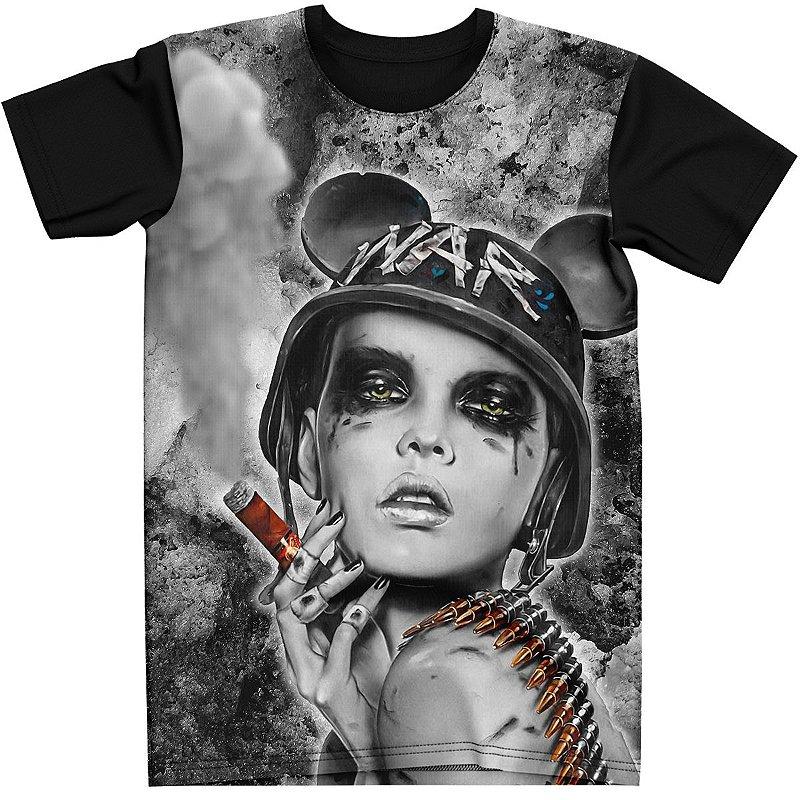 Stompy Camiseta Estampada Exclusiva 49