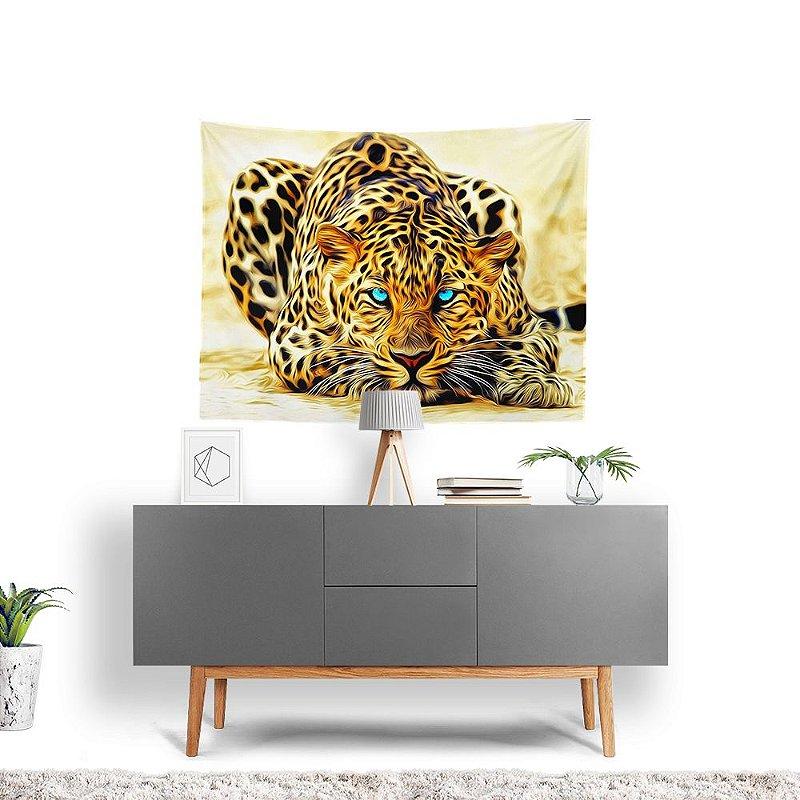 Stompy Tecido Decorativo Tactel Color Tiger