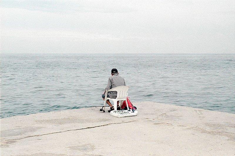 37 Fotografia . Pescador . Fernanda Corsini