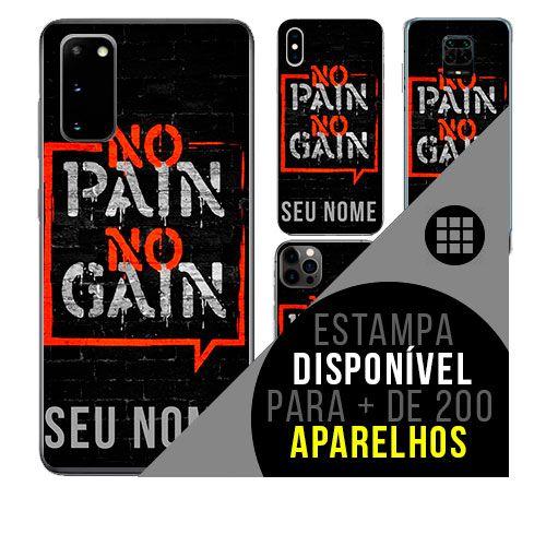 Capa de celular personalizada com nome - todos aparelhos - Crossfit / Academia