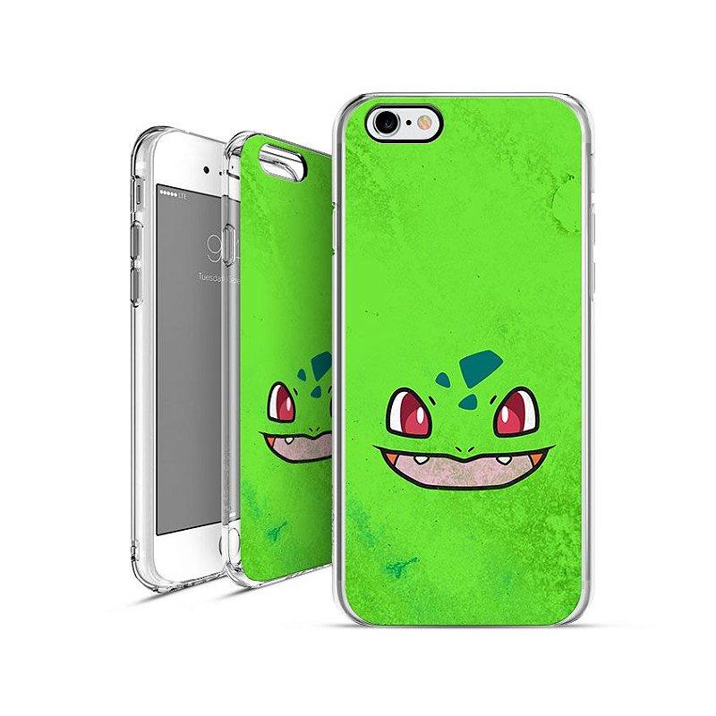 POKÉMON - Bulbasaur  1 |  apple - motorola - samsung - sony - asus - lg | capa de celular
