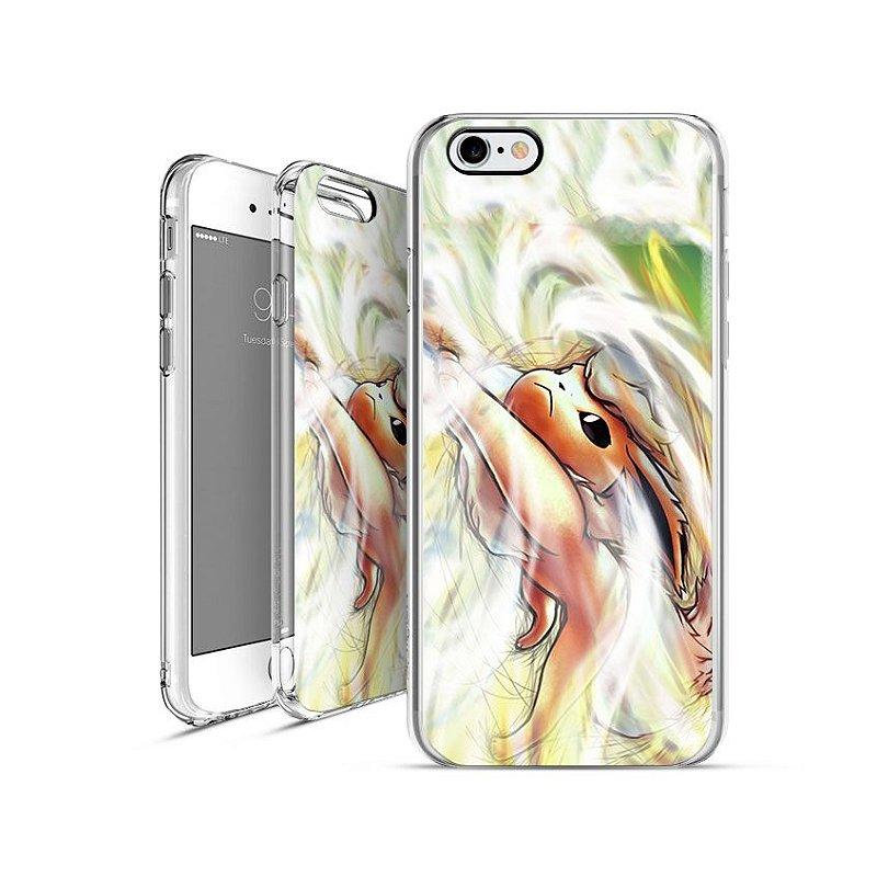 POKÉMON - Flareon 001  |  apple - motorola - samsung - sony - asus - lg | capa de celular