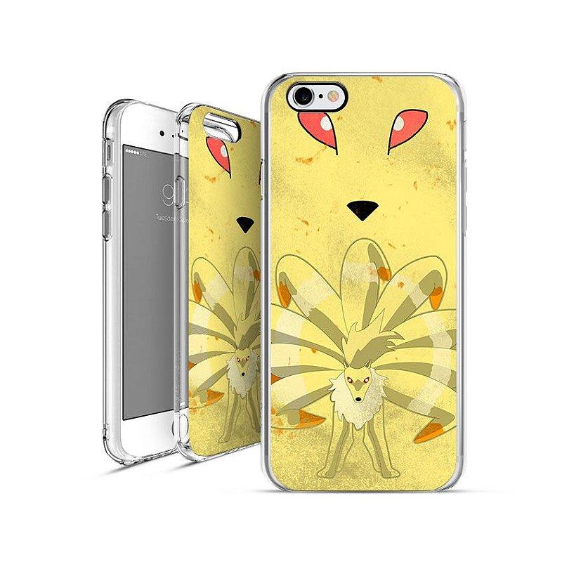POKÉMON - Ninetails 1  |  apple - motorola - samsung - sony - asus - lg | capa de celular