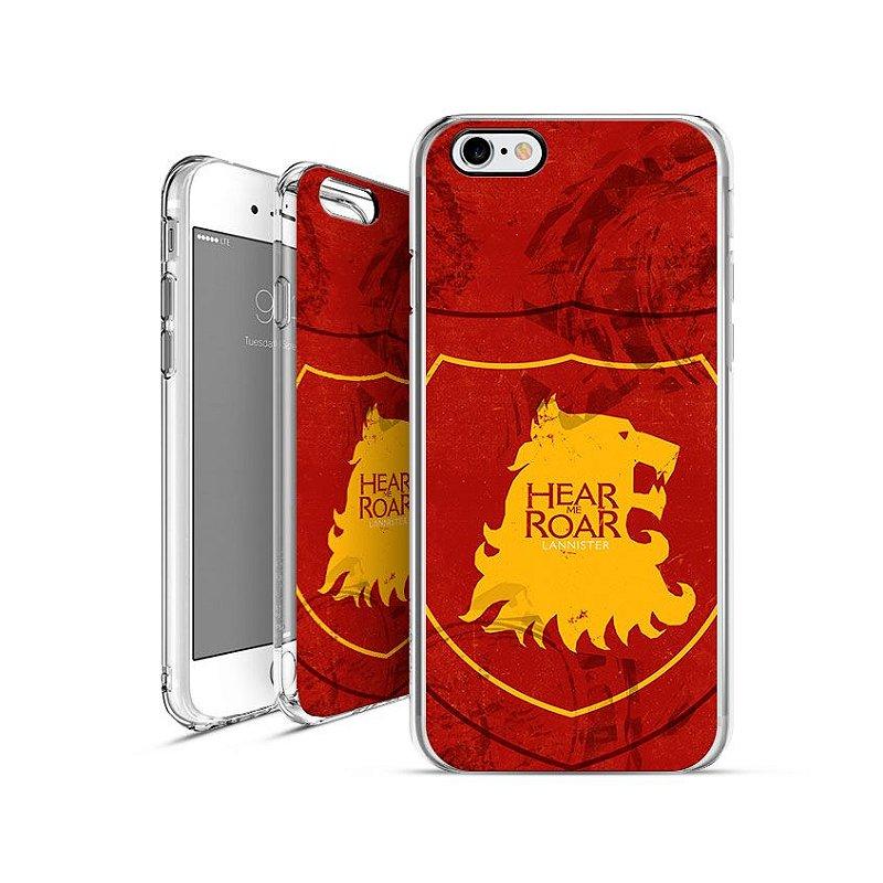 GAME OF THRONES casa-lannister  apple - motorola - samsung - sony - asus - lg capa de celular