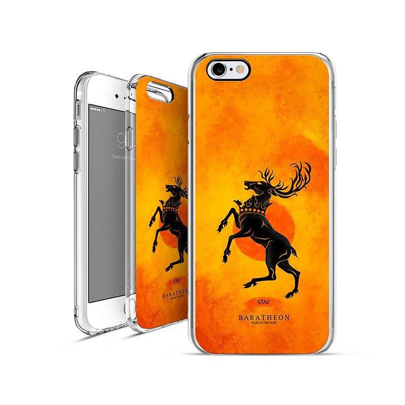 GAME OF THRONES casa-baratheon  apple - motorola - samsung - sony - asus - lg capa de celular