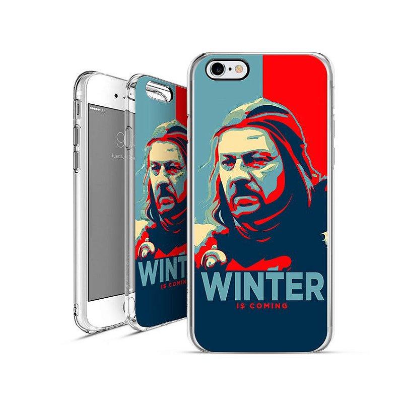 GAME OF THRONES Ned-Stark  apple - motorola - samsung - sony - asus - lg capa de celular