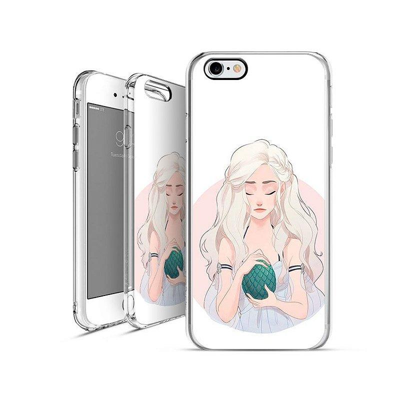 GAME OF THRONES Daenerys-Targaryen 4| apple - motorola - samsung - sony - asus - lg|capa de celular
