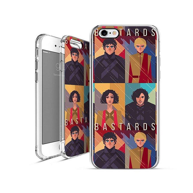 GAME OF THRONES bastardos  apple - motorola - samsung - sony - asus - lg capa de celular