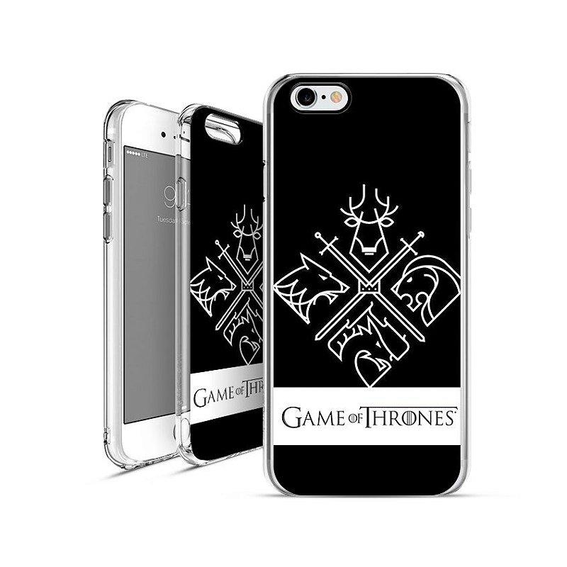 GAME OF THRONES (séries) 4| apple - motorola - samsung - sony - asus - lg|capa de celular