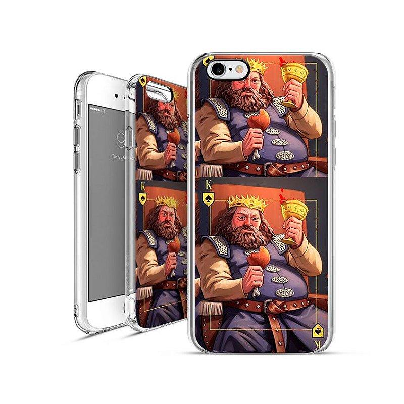 GAME OF THRONES Robert-Baratheon  apple - motorola - samsung - sony - asus - lg capa de celular