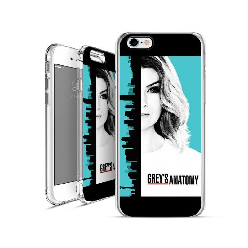 GREY'S ANATOMY | apple - motorola - samsung -  sony - asus - lg | capa de celular