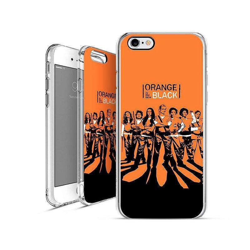ORANGE IS THE NEW BLACK | apple - motorola - samsung -  sony - asus - lg | capa de celular