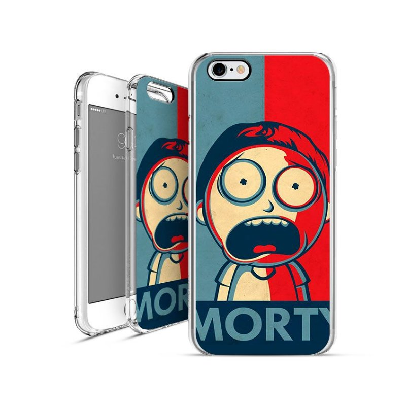 RICK AND MORTY 3 | apple - motorola - samsung -  sony - asus - lg | capa de celular