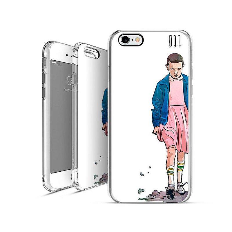 STRANGER THINGS 8 | apple - motorola - samsung -  sony - asus - lg | capa de celular