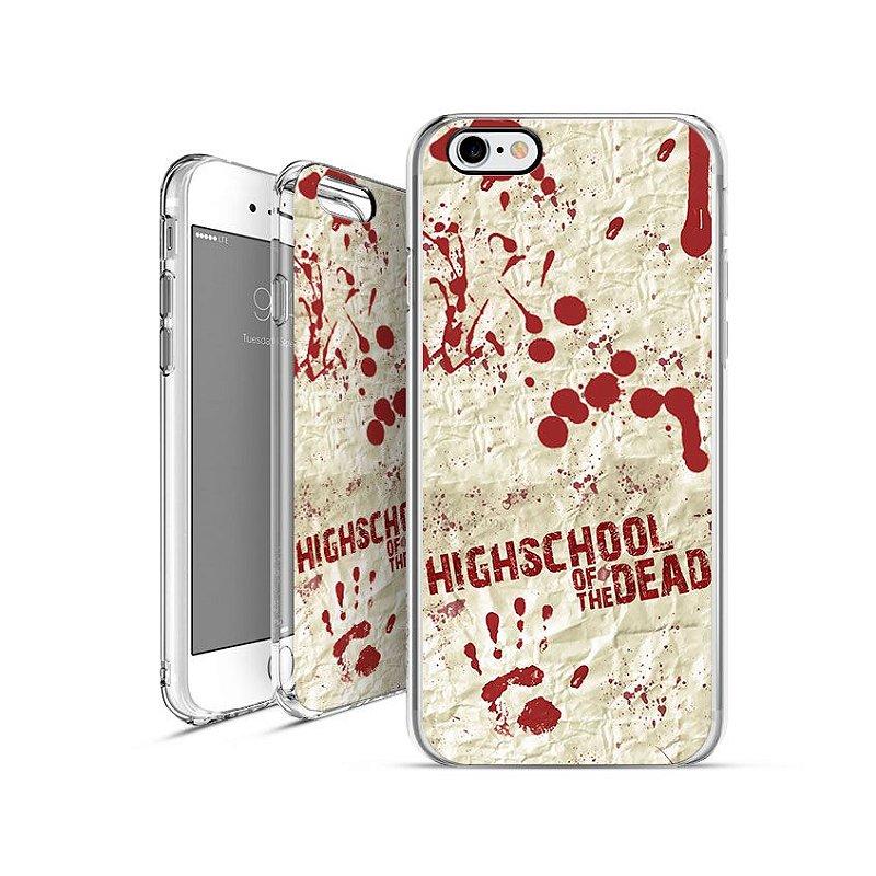 HIGHSCHOOL OF THE DEAD 3 |apple - motorola - samsung - sony - asus - lg | capa de celular
