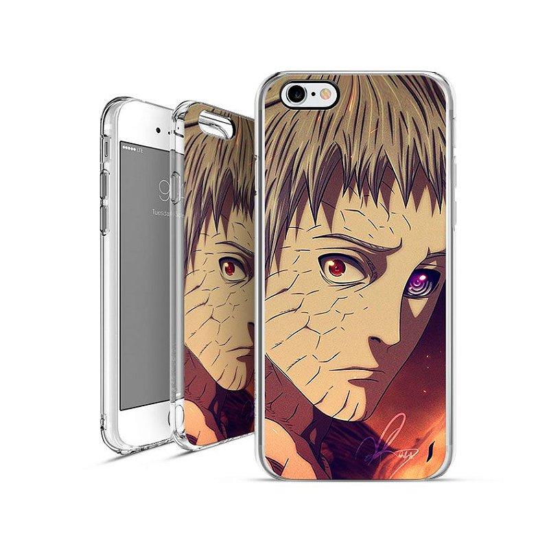NARUTO Obito-Uchiha |  apple - motorola - samsung - sony - asus - lg | capa de celular