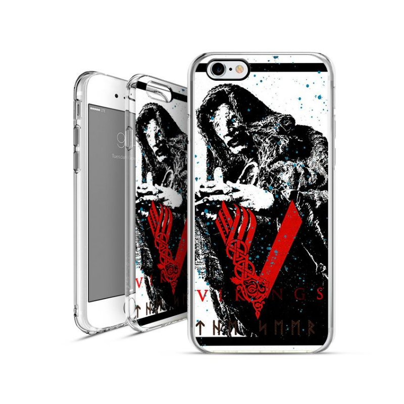 VIKINGS - vidente   apple - motorola - samsung - sony - asus - lg capa de celular